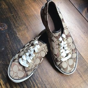 Coach Suzzy Sneakers